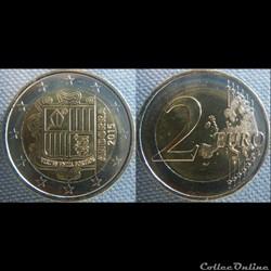 2 euros 2015