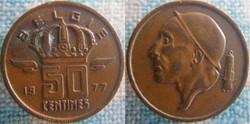 50 centimes 1977 Fl