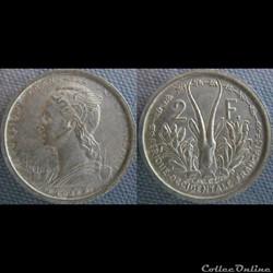 2 Francs 1948