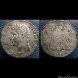 2 Francs 1828 L