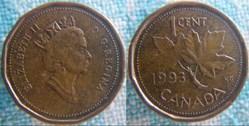 1 Cent 1993