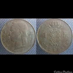 1 Franc 1960 fl