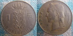 1 Franc 1962 fr