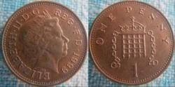 1 Penny 1999