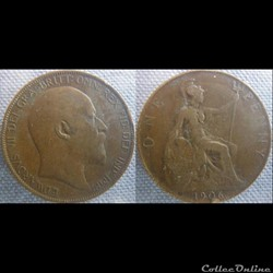 1 Penny 1906