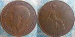 1 Penny 1920