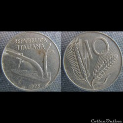 10 Lire 1975