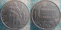 1 Franc 2003