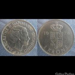 1 Krone 1979