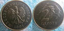 2 Grosze 1991