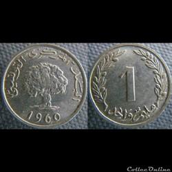 1 Millim 1960