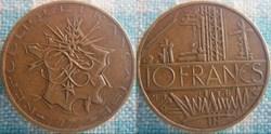 10 Francs 1978 Tranche A