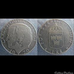 1 Krona 1979