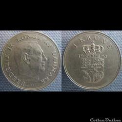 1 Krone 1963