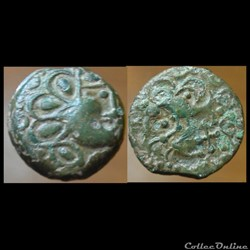 Sénones - Bronze YLLYCCI