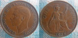 1 Penny 1946