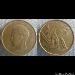 20 Francs 1981 fr
