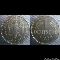 1 Mark 1992 D