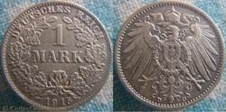 1 mark 1915 D