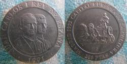 200 Pesetas 1991