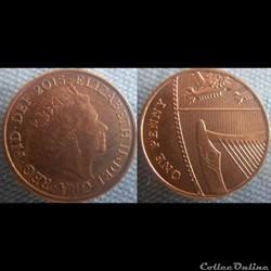 1 Penny 2015