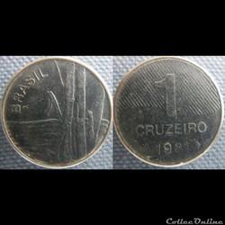 1 Cruzeiro 1981