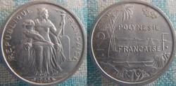 2 Francs 1965