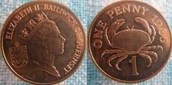 1 Penny 1985
