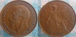 1 Penny 1913