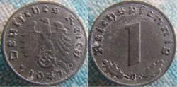 1 reichspfennig 1941 G