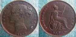 Farthing 1853