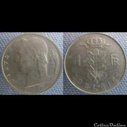 1 Franc 1974 fl