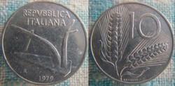 10 Lire 1979