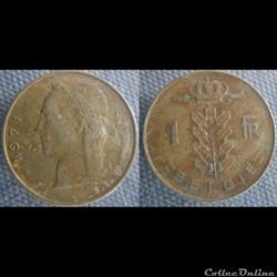 1 Franc 1971 fl