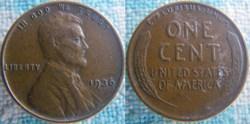1 Cent 1936