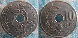 10 centimes 1905 fl
