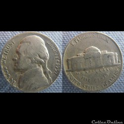 5 Cents 1957
