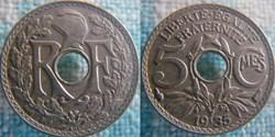 5 Centimes 1935