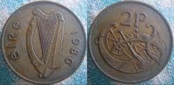 2 Pence 1986