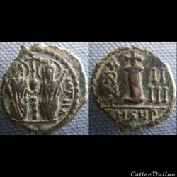 Justin II et Sophie - Decanummium - Antioche