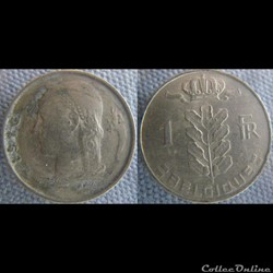 1 Franc 1976 fr