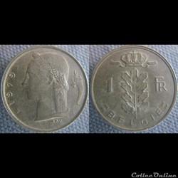 1 Franc 1979 fl