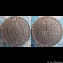 1 Mark 1971 D