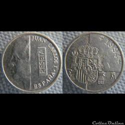 1 Peseta 1994