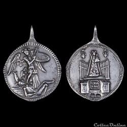 médaille du XVIII ème (suisse)