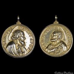 médaille du XVII ème