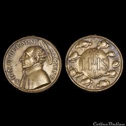 médaille de saint ignace