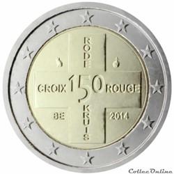 2 euro - Belgique 2014