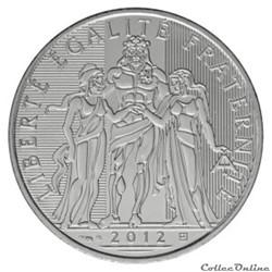 10 euros Hercule 2012