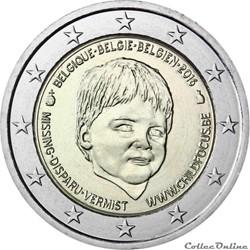 2 euro - Belgique 2016